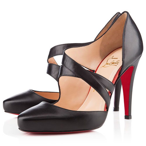 Christian Louboutin Sandalen Schwarz 100mm Citizen