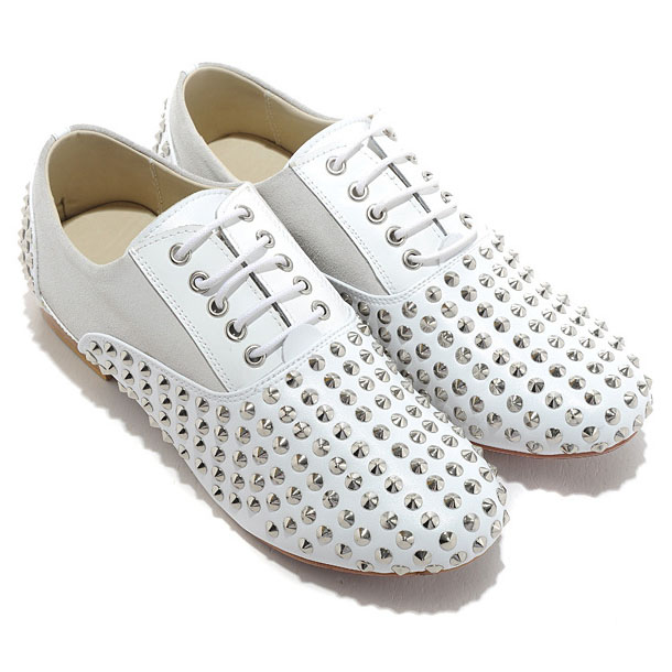 Christian Louboutin Spikes Loafers Fred Wei?