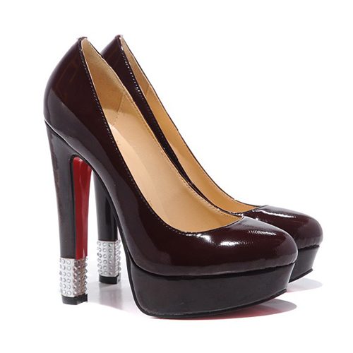 Christian Louboutin Pumps versch?nerte Red 140mm
