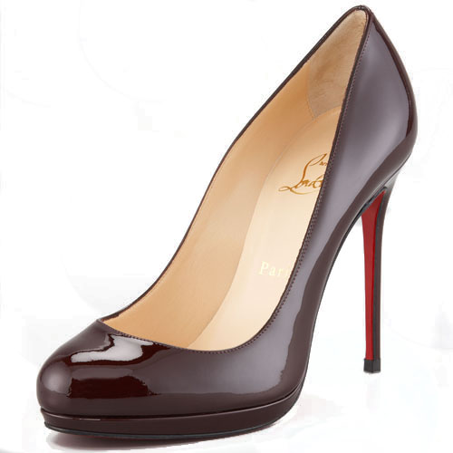 Christian Louboutin Filo 120mm Red High Heels