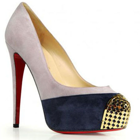 Christian Louboutin Maggie 140mm Pumps Lila