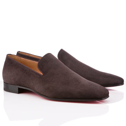 Christian Louboutin Dandy Loafer Brown